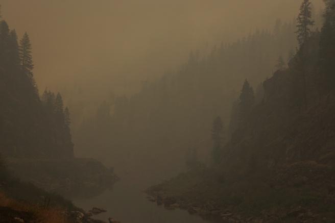 Idaho Fire