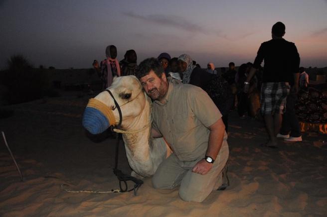 Chuck Camel