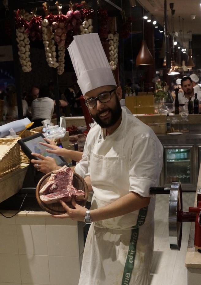 Steak Florentine Mercato