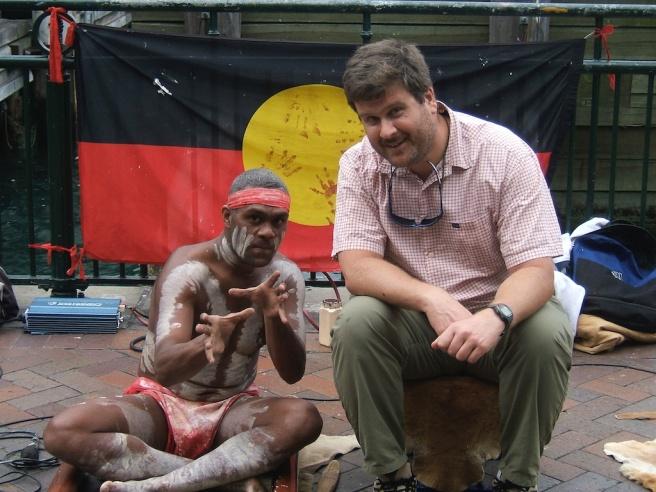 Aborigine Performer