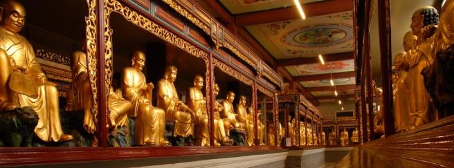 Guangzhou Hall of Buddhas