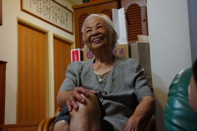 Taiwanese Grandma