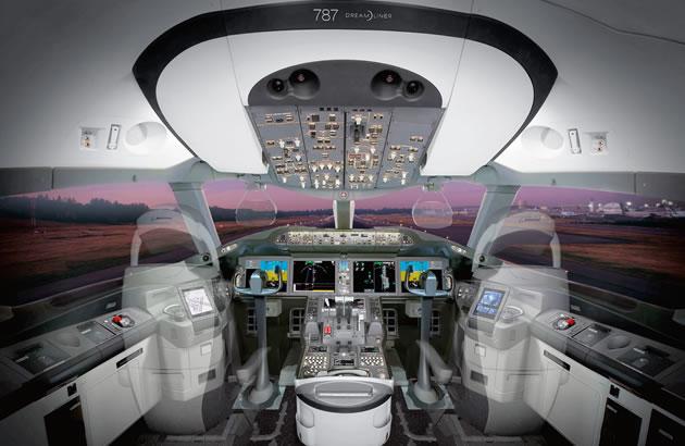 787-flight-deck