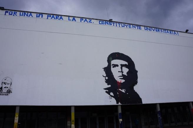 Bogota Che Guevara
