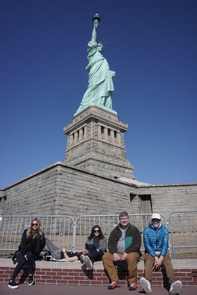 Statue of Liberty Girls