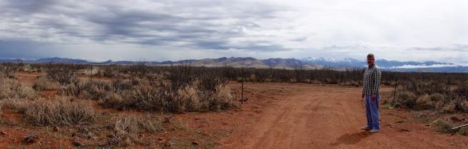 Chiricahua Range